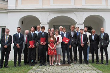 Graduation MSc in Economics 2015-17